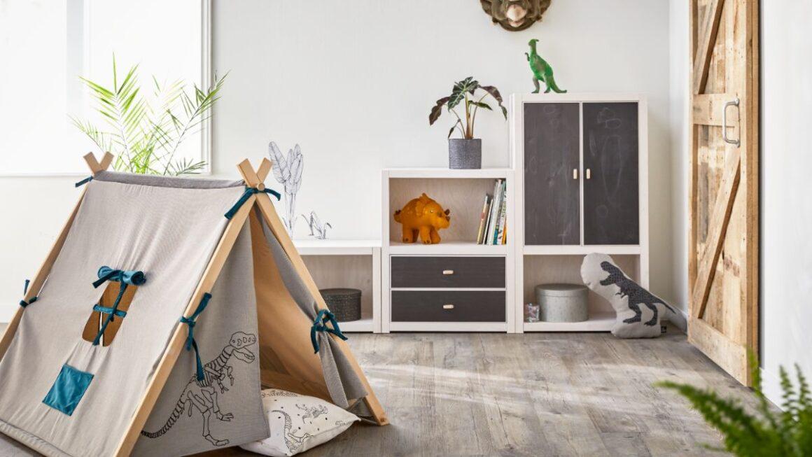 LIFETIME: Stilfuldt interiør til børneværelset i dansk design